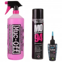 Muc Off - Wash & Lube Kit - Set de nettoyage