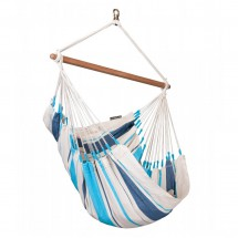 La Siesta - Hammock Chair Basic Caribena Single - Hangstoel