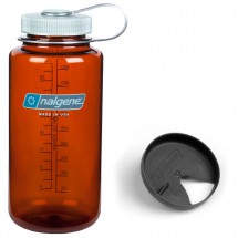 Nalgene - Trinkflaschen-Set - Everyday Weithals 1,0L -Sipper - Drinkfles