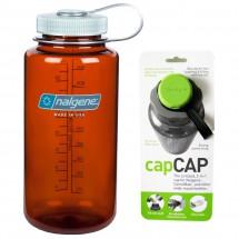 Nalgene - Trinkflaschen-Set - Everyday Weithals 1,0L +CapCap