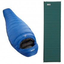 Mountain Equipment - Sleeping bag set - Helium 600 -NeoAir X
