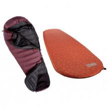 Yeti - Sleeping bag set - Women's Sunrizer 600 - ProLite Plu