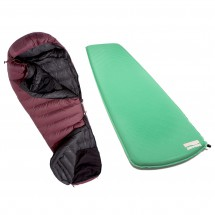 Yeti - Sleeping bag set - Womens Sunrizer 600 - TrailLite Pl