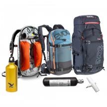 ABS - Avalanche backpack set - Vario BU&Evoc Patrol&Pro Team
