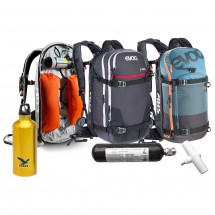 ABS - Avalanche backpack set - Vario BU & Evoc Pro Team&Guid