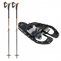MSR - Snowshoe set - Lightning Ascent - Aergon 2