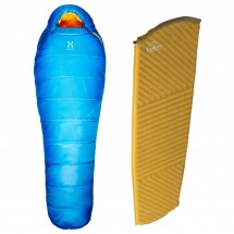 Haglöfs - Sleeping bag set - Oryx - 8 - Sleep Mumie Comfort