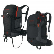 Mammut - Avalanche backpack set - ProAirbag45&Ride Airbag Re