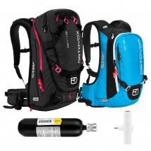 Ortovox - Pack sac à dos airbag - Tour 32+7 W & Base 18 ST