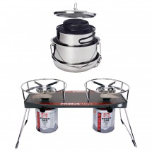 Primus - Stove set - Njord Duo Stove - Gourmet De Luxe Set