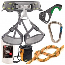 Bergfreunde.de - Climbing set - Zonsi - All Inclusive