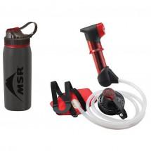 MSR - Wasseraufbereitung-Set Hyperflow - Alpinist Bottle