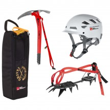 Bergfreunde.de - Mountaineering set - Professional Bergfreun