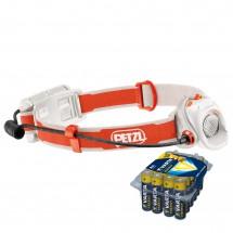 Petzl - Stirnlampen-Set - Myo - Energy AA 24er - Head torch