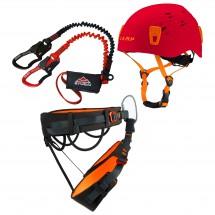 Bergfreunde.de - Kit Via Ferrata Summit X1 - Klettersteigset