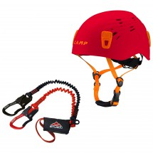 Bergfreunde.de - Kit Via Ferrata Light X1 - Via ferrata set