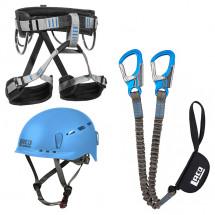 LACD - Kit Via Ferrata Pro Evo 2.0 - Klettersteigset