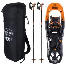 Bergfreunde.de - Tubbs Flex Alp 24 Leki Civetta Pro Schuhtasche - Schneeschuhset