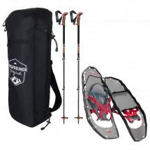 Bergfreunde.de - MSR Light Ascent M Leki Civetta Pro Schuhtasche - Schneeschuhset