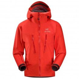 Arc'teryx - Alpha LT Jacket - Hardshelljacke - L - Road Rash Red 6290