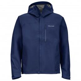 Marmot - Minimalist Jacket - Waterproof jacket size S, black;blue