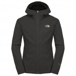The North Face - Quest Jacket - Waterproof jacket size L, black