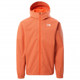 The North Face - Quest Jacket - Waterproof jacket size M, orange/red