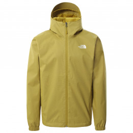 The North Face - Quest Jacket - Waterproof jacket size M, orange/brown