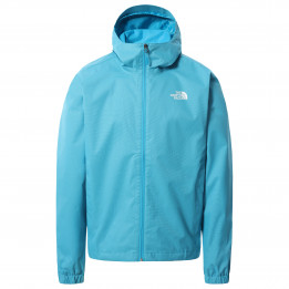 The North Face - Quest Jacket - Waterproof jacket size L, turquoise