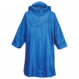 Vaude - Hiking Backpack Poncho - Waterproof jacket size L/XL, blue