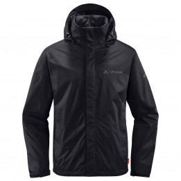 Vaude - Escape Light Jacket - Waterproof jacket size 3XL, black