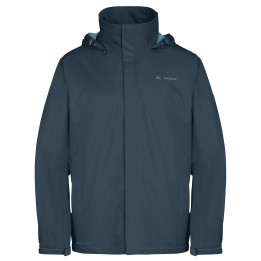 Vaude - Escape Light Jacket - Waterproof jacket size S, blue/black