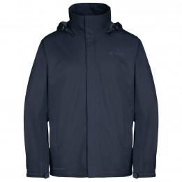 Vaude - Escape Light Jacket - Waterproof jacket size 3XL;4XL;5XL;L;M;S;XL;XXL, black;blue/black