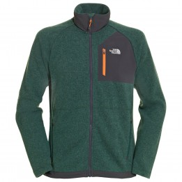 The North Face - Anton Full Zip - Fleecejacke