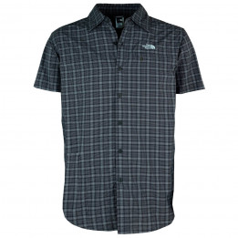 The North Face - Men's S/S Ventilation Shirt - Kurzarmhemd - L - Asphalt Grey T0ADKR-0C5