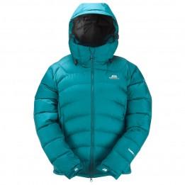 Mountain Equipment - Women's Lightline Jacket - Daunenjacke - UK 14 - Kingfisher 6207-570
