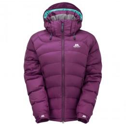 Mountain Equipment - Women's Lightline Jacket - Daunenjacke - Gr. 8, byzantium 6207-396
