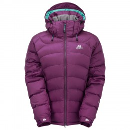 Mountain Equipment - Women's Lightline Jacket - Daunenjacke - Gr. 8, byzantium 6207-396