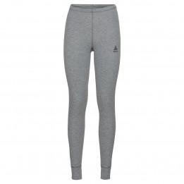 Odlo - Women's Base Layer Bottom Long Active Warm Eco - Synthetisch ondergoed, grijs