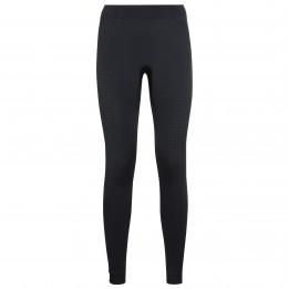 Odlo - Women's BL Bottom Long Performance Warm Eco - Synthetisch ondergoed, zwart