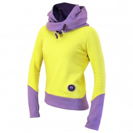 Monkee - Women's Hooded Jedi Sweater - Hoody