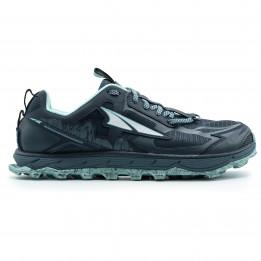 Altra - Women's Lone Peak 4.5 - Trailrunningschoenen, zwart/grijs
