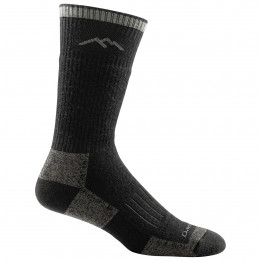 Darn Tough - Hunter Boot Midweight With Cushion - Walking socks size M, black