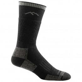 Darn Tough - Hunter Boot Midweight With Cushion - Walking socks size L;M;XL, black;black/olive