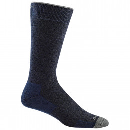 Darn Tough - Solid Crew Lighweight - Sports socks size XL, black