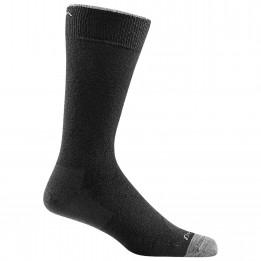 Darn Tough - Solid Crew Lighweight - Sports socks size L;M;S;XL;XXL, black;grey/black