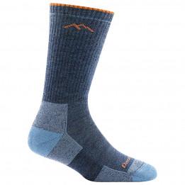 Darn Tough - Womens Hiker Boot Midweight With Cushion - Walking socks size M, blue/grey