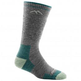 Darn Tough - Womens Hiker Boot Midweight With Cushion - Walking socks size M, grey/black