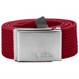 Fjällräven - Canvas Belt - Gürtel - Deep Red 77029-325