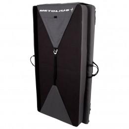 Produktabbildung: Metolius - Magnum - Crashpad - Black / Grey